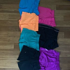 3 for $20 running/sports shorts